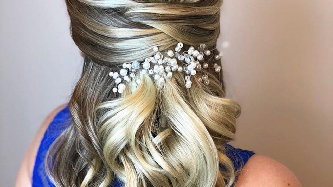 Penteados Para Madrinha De Casamento 2019 60 Fotos