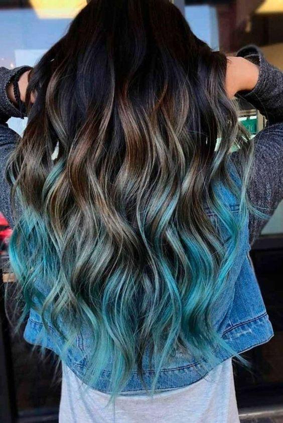 Como escolher cores de cabelo para o verão?