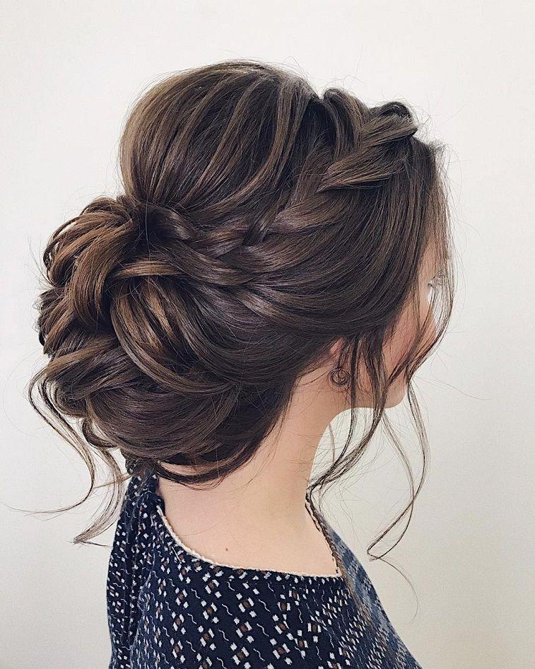 Penteados para festas com cabelo solto