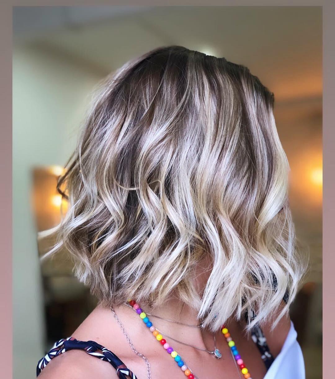 Corte de cabelo chanel 2020