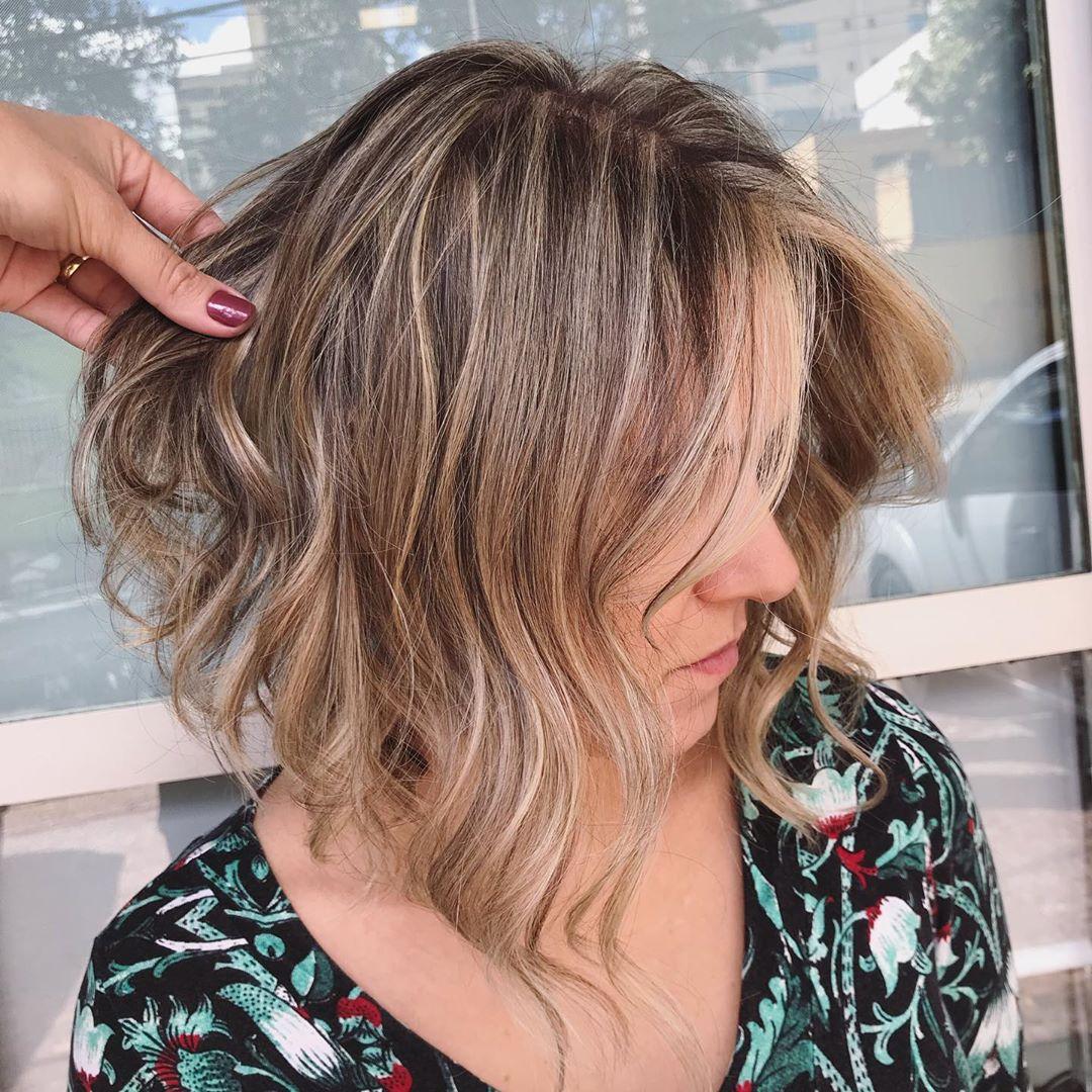 cabelo chanel 2020