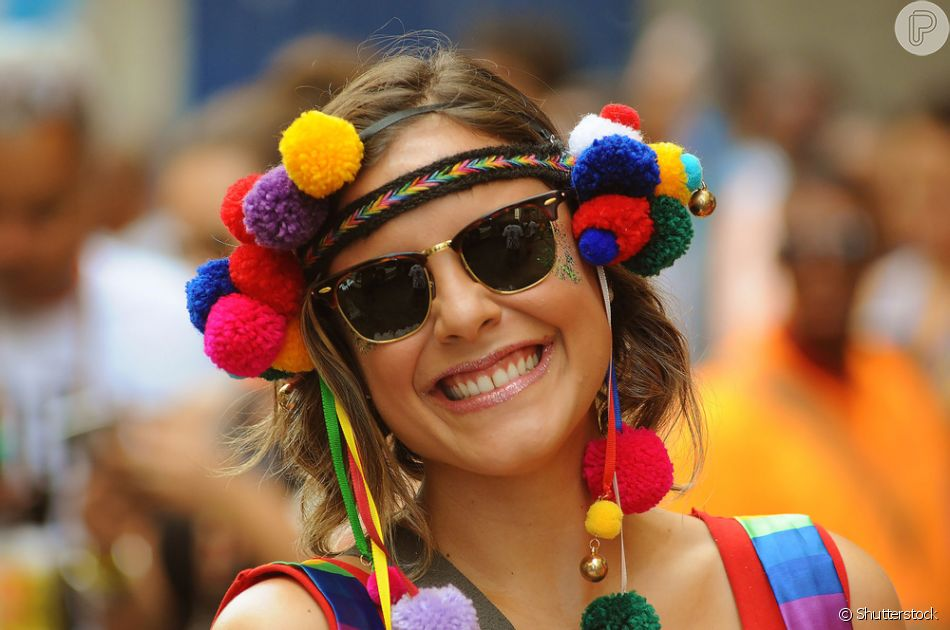 Penteados para carnaval 2020