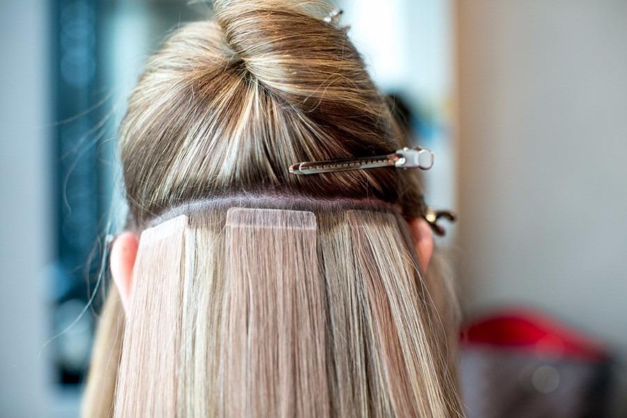 MEGA HAIR DE FITA ADESIVA → Preços, Vantagens e FOTOS