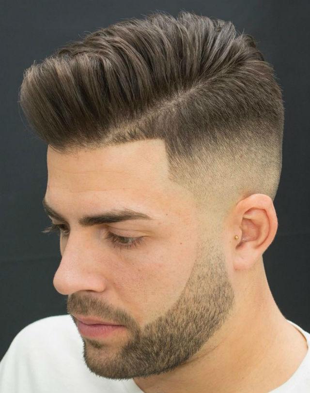 Cortes de cabelo 2021 low fade