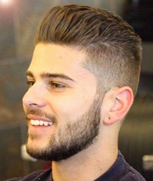 Cortes de cabelo low fade